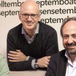 Luca Finotto deja September y Julius