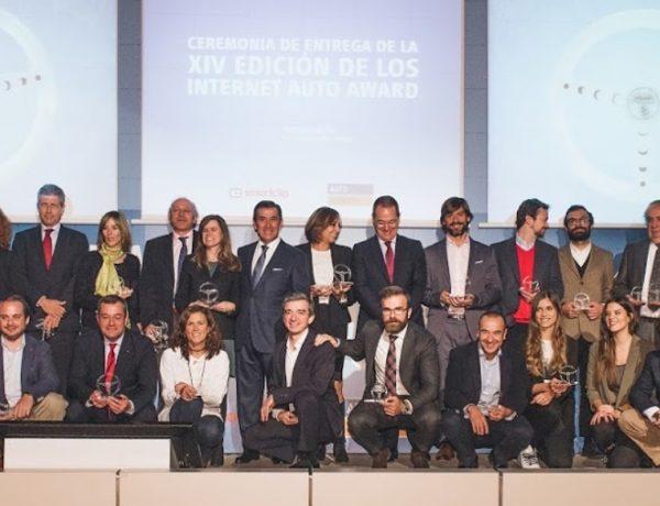 fotos premios XIV autoscout awards programapublicidad muy grande