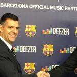 """Deezer y FC Barcelona lanzan """"The Sound of Barça"""", la música favorita de los jugadores"""