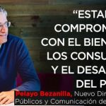 Pelayo Bezanilla, nuevo director de Asuntos Públicos y Comunicación, Coca-Cola Iberia.
