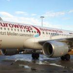 Eurowings celebra el aniversario del Boomerang Club serigrafíando un Airbus A30