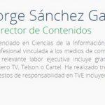 Jorge Sánchez Gallo, Director de Nuevos Negocios deja su puesto en Grupo Secuoya