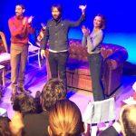 Campofrío estrena la obra de teatro «Hijos del Entendimiento», con Michelle Jenner y Adrián Lastra