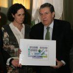 Argentina, en la serie de cupones de la ONCE 'Solidarios con Iberoamérica' del 18 de febrero