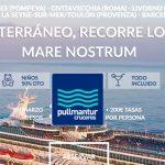 """Pullmantur Cruceros estrena """"Delujo""""  su nueva campaña de publicidad, con dommo"""