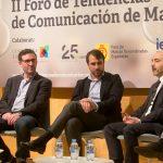 II Foro de Tendencias de Comunicación de Marca de Llorente & Cuenca. Empleados grupo de interés destacado