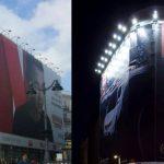 El Ayuntamiento de Madrid somete a consulta la publicidad de lonas y pantallas digitales