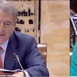 Sánchez, RTVE, se defiende de acusaciones de publicidad encubierta en Senado.