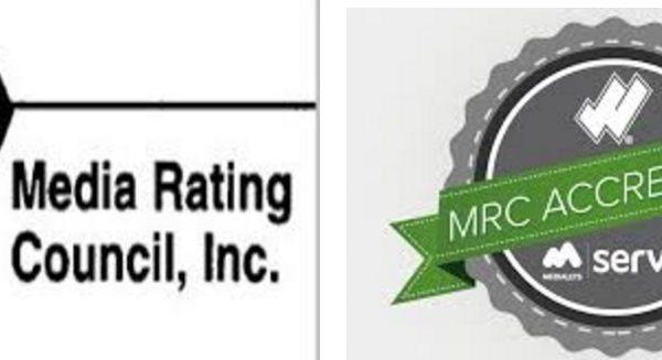 MRC, mediaratingcouncil programapublicidad muy grande