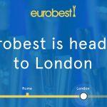 Eurobest 2017 será en Londres del 28 al 30 de noviembre