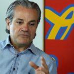 Marcos de Quinto, (Coca-Cola) en 'Espejo Público', este miércoles en Antena 3