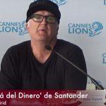 """""""Santander… ha sido una pieza tan increíble que hemos tenido que verla una y otra vez"""""""