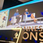 """Lagarde sobre creatividad en Cannes Lions: """"dejemos a la mujer que contribuya, podemos hacer mucho bien al mundo"""""""