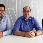 Javier Galilea, adjunto al Country Manager; Ricardo Navarro Chief Product Officer en Adglow