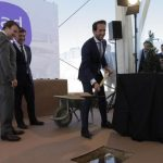 Grupo Secuoya pone La Primera Piedra de la Ciudad de la Tele.