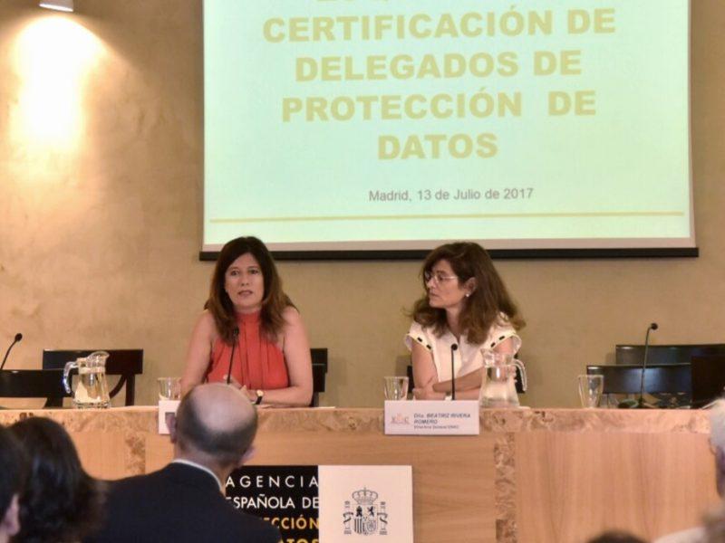 mar espana, aepd,certificacion, rgpd, programapublicidad