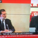Los espectadores eligieron  a ATRESMEDIA TV para seguir la declaración de Rajoy con el 24,2% de cuota