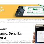 La tarjeta de El Corte Inglés se suma al pago por móvil de la mano de Samsung Pay