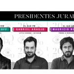 Itzkoff, Araujo y Rocha: Presidentes Ojo Contenido, PR y Ojo Gráfica