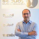 Eduardo Basarte, Nuevo Director de Corporate y Digital, Grupo Secuoya