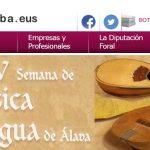 Adjudicación a Arbex Digitaprint, S.L.U. del concurso de medios de Diputación de Álava,de 949.000€