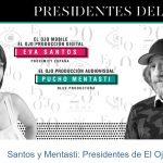 Santos y Mentasti: Presidentes de Jurado del #ElOjo2017