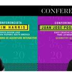 Tim Harris y Juan José Posada: Ponentes de El Ojo de Iberoamérica 2017