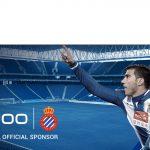 Innjoo renueva su patrocinio con el RCD Espanyol por cuatro temporadas