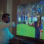 Samsung lanza 'Technology of Loving' en TV  sobre la relación entre padres e hijas.