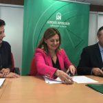 Salud firma convenio con autocontrol sobre legalidad de la actividad publicitaria en Andalucía