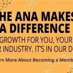 ANA y las Agencias de Publicidad (4A's) e IAB incluyen estándares de autorregulación en anuncios digitales