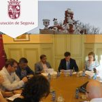 Concurso de 467.727,26 Euros (233.863,63 x 2) de la Diputación de Segovia