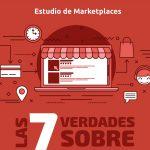 Las 7 verdades sobre Marketplaces:Amazon es el líder en España, seguido de Ebay y Aliexpress