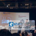 Google, Alibaba, Vodafone, Iberia, Seur, Brandsdistribution en Eshow Madrid