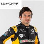 Estrella Galicia 0,0 acompaña a Carlos Sainz en su salto al Equipo Renault
