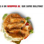 Burger King  y Fundación Anar impulsan campaña contra el Bullying