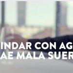 #BrindarConAgua, la nueva campaña de Perrier con influencers.