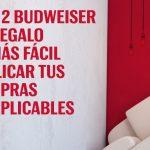 Budweiser y UberEATS se suman al Black Friday con BUDFriday con La Despensa
