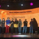MRM//McCann, Wink TTD; y Banco Santander, triunfadores de los #Inspirational17