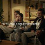 Movistar estrena su nueva campaña  «Abre tu vida a algo extraordinario – Para Mí»