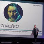 Pablo Muñoz, «Tratamos de unir players de la cadena de valor en un BC, de entretenimiento y medible»