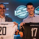 San Miguel da el salto a los Esports como patrocinador de Team Heretics