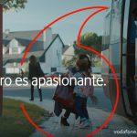 El amor tiene millones de formas. Lo nuevo de Vodafone con Sra Rushmore