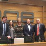 La aea se integra en la CEOE como miembro de pleno derecho