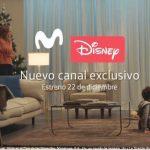 Campaña del nuevo canal, Movistar Disney.