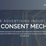 IAB Europe presenta un mecanismo de consentimiento de la industria para cumplir con los exigentes requisitos de consentimiento del GDPR