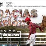 Concurso del Hipódromo de Madrid de 372.680€ para campaña de promoción de Temporada de Carreras