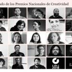 Jurado de los Premios Nacionales de Creatividad del club de creativos, 2018