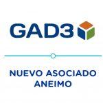 Incorporación de GAD3 a ANEIMO.