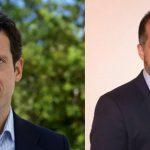 Joan Serra CFO y Aleix Martí Ros, COO  en in-Store Media